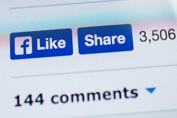 Chia sẻ mạng xã hội facebook