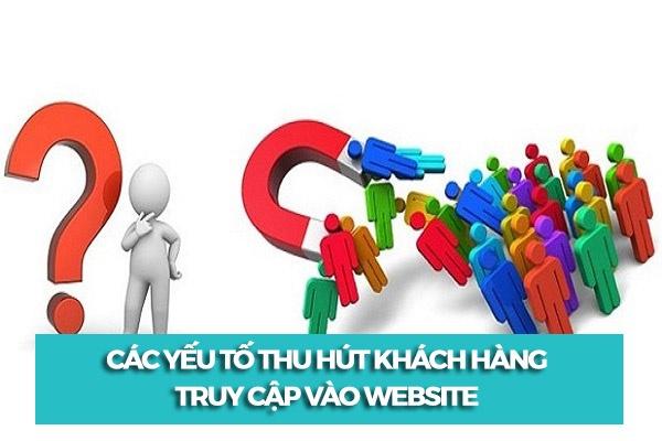 Cách Thu Hút Khách Hàng Và Website