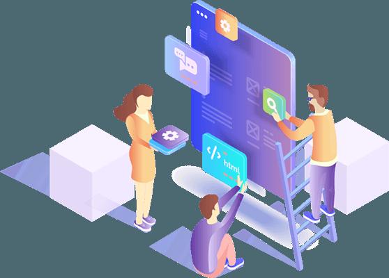 dịch vụ thiết kế web jidoseo