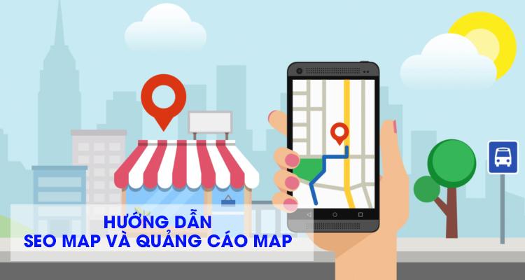 hướng dẫn seo và quảng cáo map