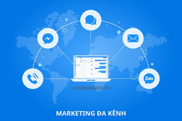 Tiếp thị, Marketing đa kênh