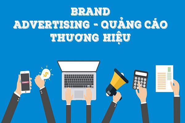 quảng cáo thương hiệu là gì