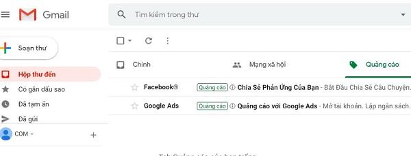 quảng cáo email marketing