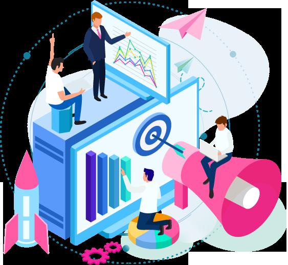 hệ thống digital marketing